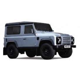 Land Rover  - Defender 2011 grey - 1:43 - Almost Real - ALM410205 - ALM410205 | Tom's Modelauto's