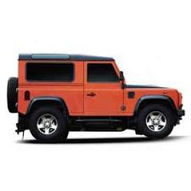 Land Rover  - Defender orange - 1:43 - Almost Real - ALM410208 - ALM410208 | Toms Modelautos