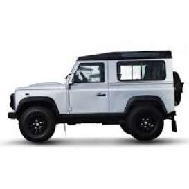 Land Rover  - Defender 2011 grey - 1:43 - Almost Real - ALM410210 - ALM410210 | Tom's Modelauto's