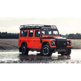Land Rover  - Defender 2015 orange - 1:43 - Almost Real - ALM410301 - ALM410301 | Tom's Modelauto's