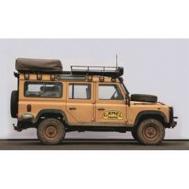 Land Rover  - Defender yellow - 1:43 - Almost Real - ALM410305 - ALM410305 | Tom's Modelauto's
