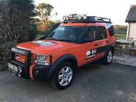 Land Rover  - Discovery red - 1:43 - Almost Real - ALM410404 - ALM410404 | Toms Modelautos