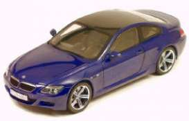 BMW  - 2005 blue - 1:18 - Kyosho - bmw430413351 | Tom's Modelauto's