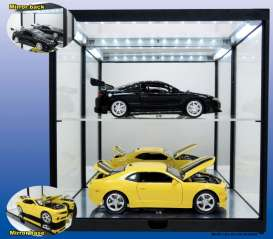 Accessoires diorama - 2014 black - 1:18 - Triple9 Collection - 187820bk - T9-187820bk | Toms Modelautos