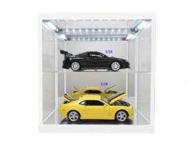 Accessoires diorama - 2014 white - 1:18 - Triple9 Collection - 187820w - T9-187820w | Tom's Modelauto's