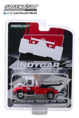 International  - Durastar 4400 2019 red/white - 1:64 - GreenLight - 30032 - gl30032 | Tom's Modelauto's