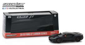 Ford  - GT 2019 orange/grey/black - 1:43 - GreenLight - 86160 - gl86160 | Tom's Modelauto's