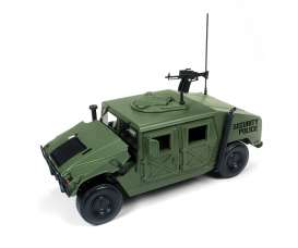 Humvee  - army green - 1:18 - Auto World - ML003A - AWML003A | Toms Modelautos