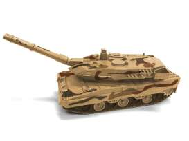 Military Vehicles  - Tank sand - 1:18 - Auto World - ML004B - AWML004B | Tom's Modelauto's