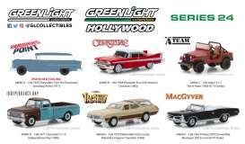 Assortment/ Mix  - various - 1:64 - GreenLight - 44840 - gl44840 | Tom's Modelauto's