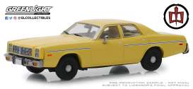 Dodge  - Monaco 1978 yellow - 1:43 - GreenLight - 86555 - gl86555 | Tom's Modelauto's