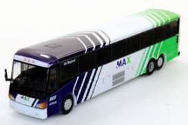 MCI  - white/blue/green - 1:87 - Iconic Replicas - 87-0018 - IR87-0018 | Tom's Modelauto's
