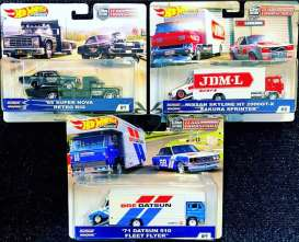 Assortment/ Mix  - various - 1:64 - Hotwheels - FLF56-965C - hwmvFLF56-965C | Tom's Modelauto's
