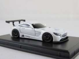Mercedes Benz  - AMG GT3 2017 white - 1:87 - FrontiArt - HO-17 - FHO-17 | Toms Modelautos