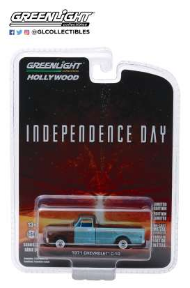 Chevrolet  - C-10 1971  - 1:64 - GreenLight - 44840D - gl44840D | Tom's Modelauto's