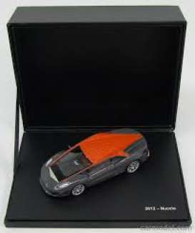 Bertone  - 2012 grey/orange - 1:43 - La Mini Miniera - Nuccio - LMBTNuccio | Tom's Modelauto's