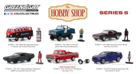 Assortment/ Mix  - various - 1:64 - GreenLight - 97060 - gl97060 | Tom's Modelauto's