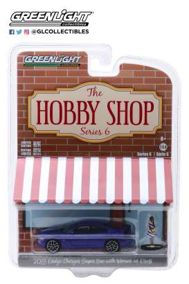 Dodge  - 2013 purple - 1:64 - GreenLight - 97060F - gl97060F | Tom's Modelauto's