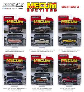 Assortment/ Mix  - various - 1:64 - GreenLight - 37170 - gl37170 | Tom's Modelauto's