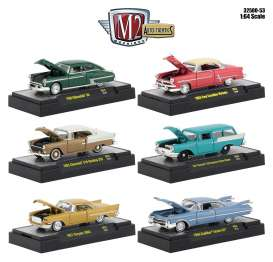 Assortment/ Mix  - various - 1:64 - M2 Machines - 32500-53 - M2-32500-53 | Tom's Modelauto's