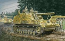 Military Vehicles  - Sd.Kfz.165  - 1:35 - Dragon - 06935 - dra06935 | Toms Modelautos