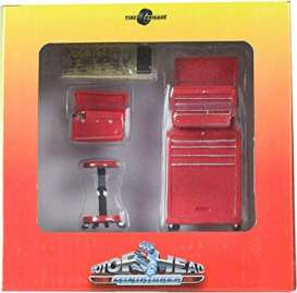 Accessoires  - red - 1:24 - Motorhead Miniatures - mhm1914 | Tom's Modelauto's