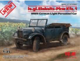 Military Vehicles  - 1:35 - ICM - 35581 - icm35581 | Tom's Modelauto's