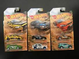 Assortment/ Mix  - various - 1:64 - Hotwheels - GDG44-965E - hwmvGDG44-965E | Tom's Modelauto's