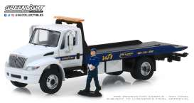 International  - 2013 blue/white - 1:64 - GreenLight - 33160C - gl33160C | Tom's Modelauto's