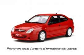 Citroen  - Xsara Sport 2000 red - 1:18 - OttOmobile Miniatures - 305 - otto305 | Tom's Modelauto's