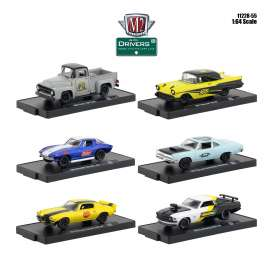 Assortment/ Mix  - various - 1:64 - M2 Machines - 11228-55 - M2-11228-55 | Tom's Modelauto's