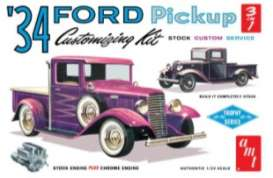 Ford  - Pick-up 1934  - 1:25 - AMT - s1120 - amts1120 | Toms Modelautos