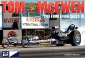 Dragster  - Font Engine  - 1:25 - MPC - 900 - mpc900 | Tom's Modelauto's