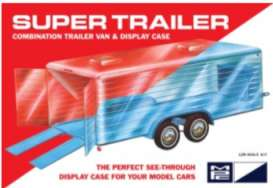 Trailer  - 1:25 - MPC - 909 - mpc909 | Tom's Modelauto's