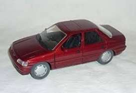 Ford  - Orion burgundy-red - 1:24 - Schabak - 1527 - schabak1527bg | Toms Modelautos