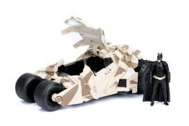 Batman  - the Dark Knight 2008 camouflage - 1:24 - Jada Toys - 98543 - jada98543 | Tom's Modelauto's