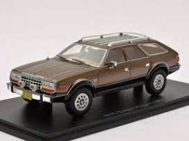 AMC  - Eagle Wagon 1981  - 1:43 - NEO Scale Models - 46555 - neo46555 | Tom's Modelauto's