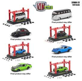 Assortment/ Mix  - various - 1:64 - M2 Machines - 37000-22 - M2-37000-22 | Tom's Modelauto's