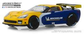 Chevrolet  - Corvette 2009  - 1:64 - GreenLight - 30074 - gl30074 | Tom's Modelauto's