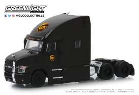 Mack  - Anthem 2019 brown - 1:64 - GreenLight - 45070A - gl45070A | Tom's Modelauto's