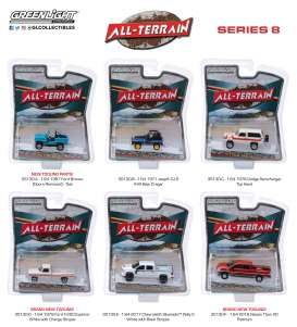 Assortment/ Mix  - various - 1:64 - GreenLight - 35130 - gl35130 | Tom's Modelauto's