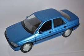 Ford  - Orion blue - 1:24 - Schabak - 1527 - schabak1527b | Tom's Modelauto's