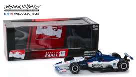 Honda  - 2019 blue/white - 1:18 - GreenLight - 11066 - gl11066 | Tom's Modelauto's