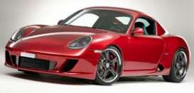RUF  - 2006 metallic red - 1:43 - Spark - S0709 - NOS-spaS0709 | Tom's Modelauto's