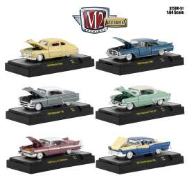 Assortment/ Mix  - various - 1:64 - M2 Machines - 32500-51 - M2-32500-51 | Tom's Modelauto's
