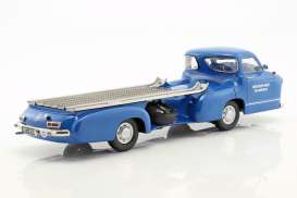 Mercedes Benz  - Blue Wonder 1955 blue - 1:18 - iScale - 118000000006 - iscale118006 | Tom's Modelauto's