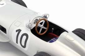 Mercedes Benz  - W196 1955 silver - 1:18 - iScale - 118000000012 - iscale118012 | Tom's Modelauto's