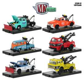 Assortment/ Mix  - various - 1:64 - M2 Machines - 32500-52 - M2-32500-52 | Tom's Modelauto's
