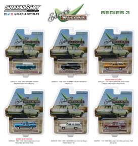 Assortment/ Mix  - various - 1:64 - GreenLight - 29950 - gl29950 | Tom's Modelauto's