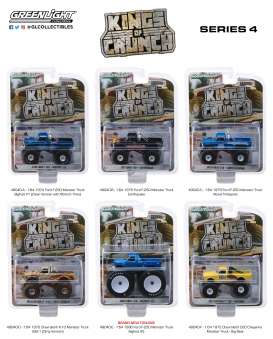 Assortment/ Mix  - various - 1:64 - GreenLight - 49040 - gl49040 | Tom's Modelauto's